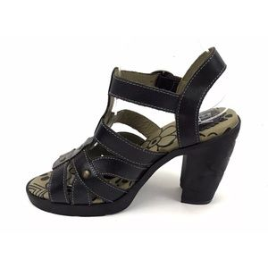 082f2b473792 Fly London Shoes - Fly London Strappy Maye Wedge Sandals